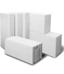 Блоки газобетонные (газосиликатные)