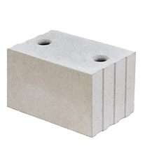 Блоки пазогребневые